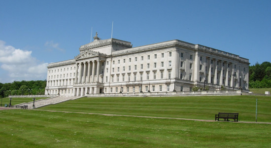 Northern Ireland Parliament Buildings,