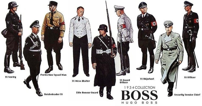 Did You Know Hugo Boss Designed Nazi S Uniforms The European Post