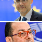 Gianni Pittella and Mario Mauro